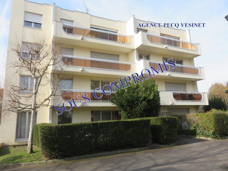Vente appartement Le pecq 475000€ - Photo 1