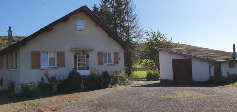 Vente maison / villa Rioz 179000€ - Photo 8