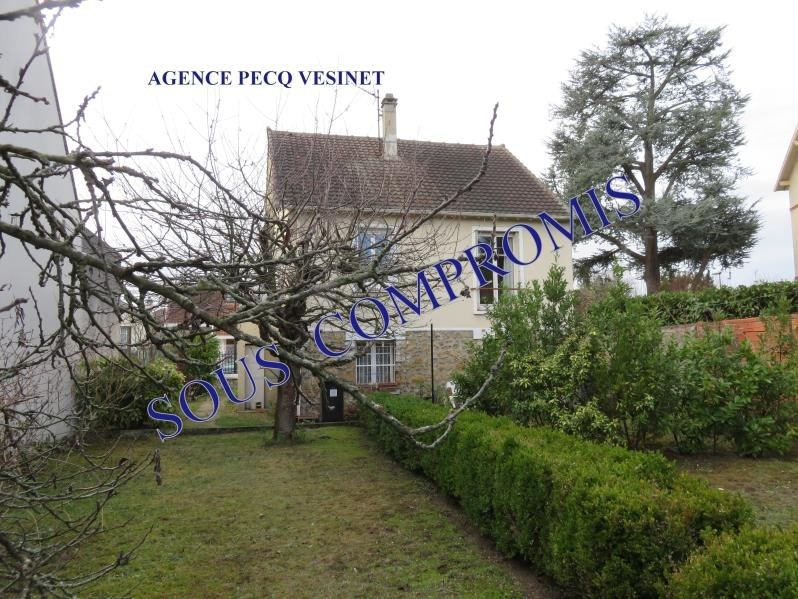 Vente maison / villa Le pecq 550000€ - Photo 1