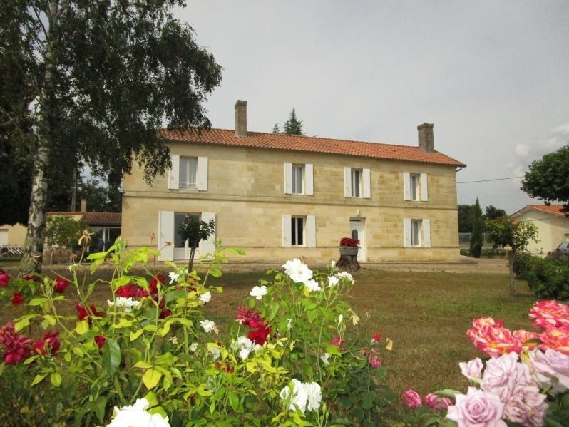Deluxe sale house / villa St emilion 729750€ - Picture 1
