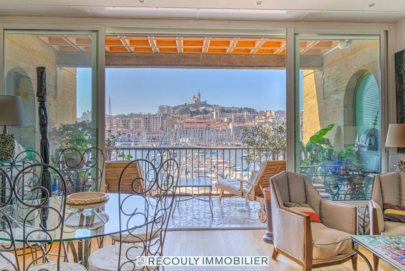 Vente de prestige appartement Marseille 2ème 625000€ - Photo 2