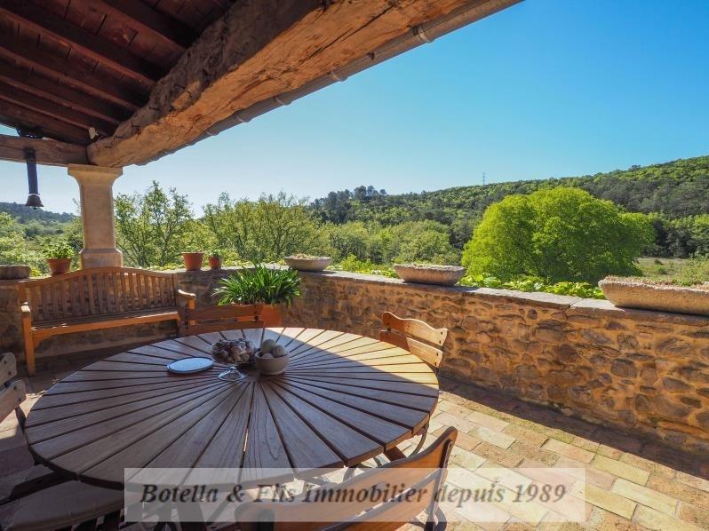 Immobile residenziali di prestigio casa Uzes 1100000€ - Fotografia 8
