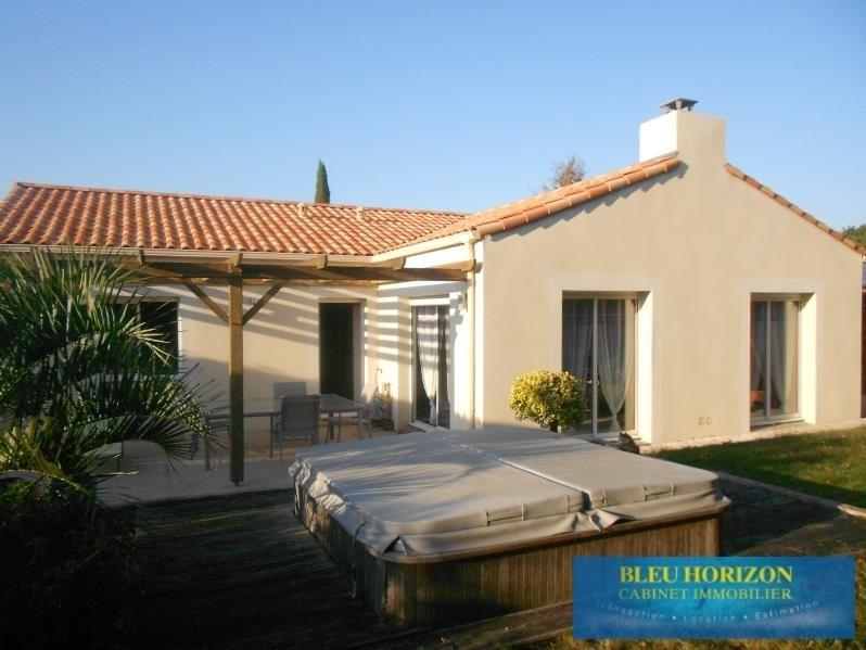 Sale house / villa Bouaye 370000€ - Picture 1