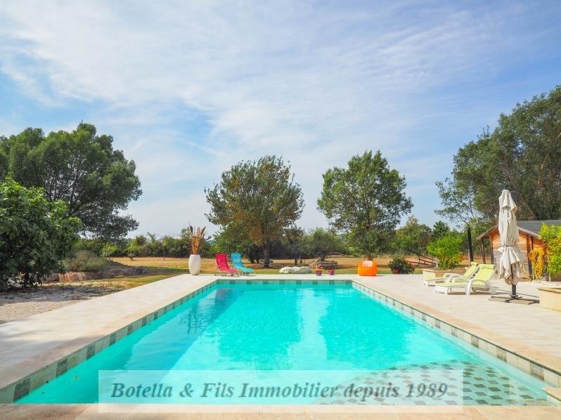 Immobile residenziali di prestigio casa Uzes 842000€ - Fotografia 2
