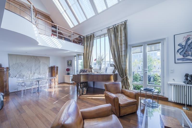 Vente de prestige appartement Paris 14ème 1785000€ - Photo 4