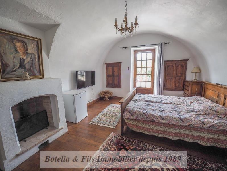Venta de prestigio  casa Uzes 1055000€ - Fotografía 8
