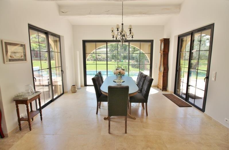 Vente de prestige maison / villa Tourrettes 1290000€ - Photo 8