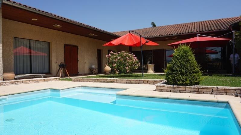 Sale house / villa Estrablin 399000€ - Picture 1