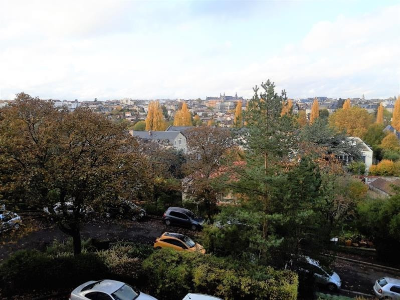 Sale apartment Poitiers 95 000€ - Picture 1