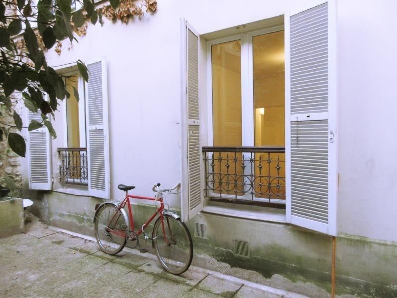 Sale apartment Paris 20ème 550000€ - Picture 2