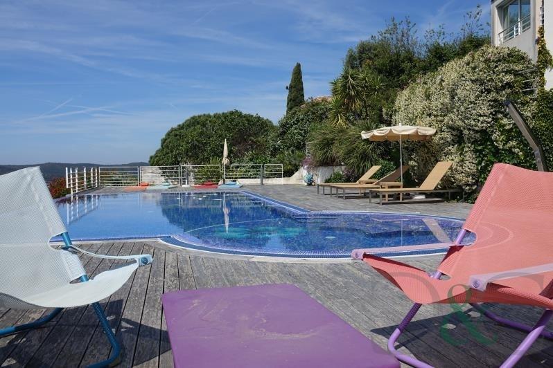 Vente de prestige maison / villa Le lavandou 2300000€ - Photo 5