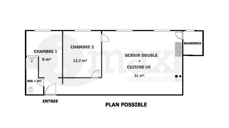 Vente appartement Asnières-sur-seine 375000€ - Photo 3