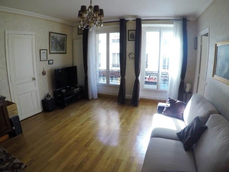 Vente appartement Paris 11ème 725000€ - Photo 2
