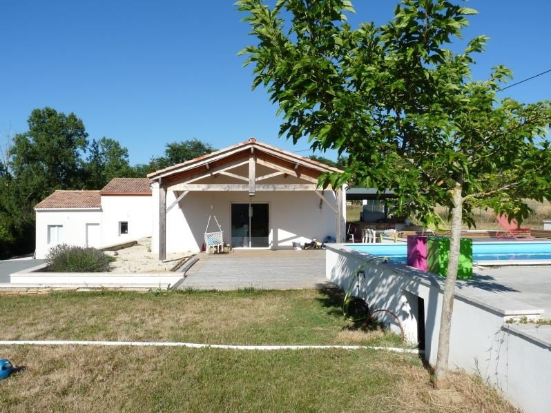 Sale house / villa Roquefort 294 000€ - Picture 1