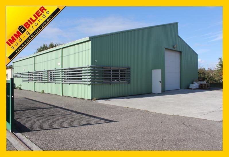 Vente bureau La reole 285800€ - Photo 1