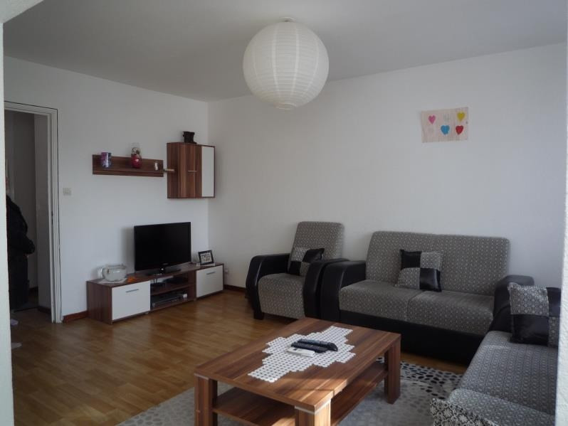 Investment property apartment Mulhouse 80 000€ - Picture 2