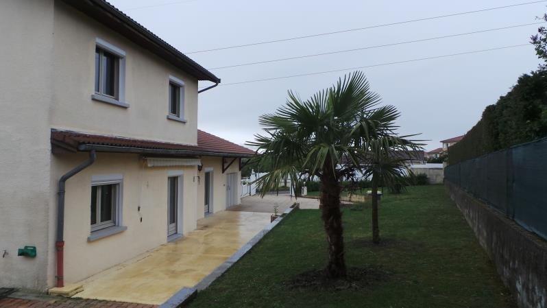 Vente maison / villa Villette d'anthon 338500€ - Photo 1