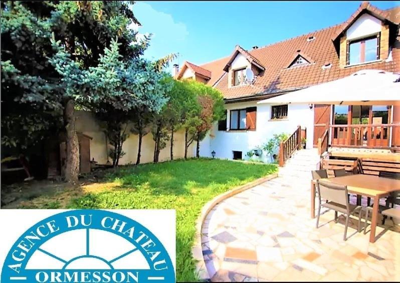 Vente maison / villa Ormesson sur marne 515000€ - Photo 1