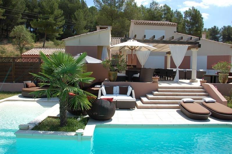 Vente de prestige maison / villa Aix en provence 945000€ - Photo 1