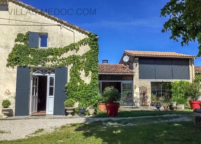 Vente maison / villa Ordonnac 430000€ - Photo 1