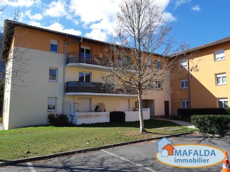 Sale apartment Bonneville 165000€ - Picture 2