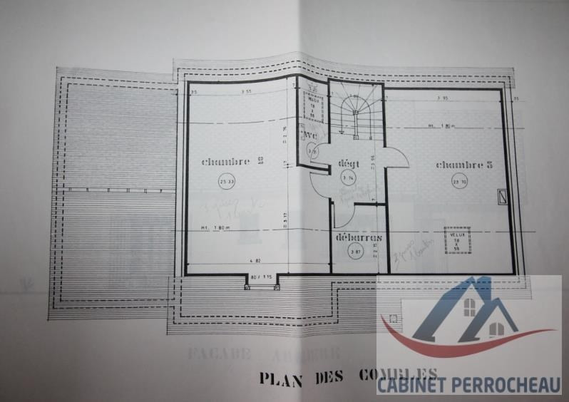 Vente maison / villa La chartre sur le loir 141500€ - Photo 11