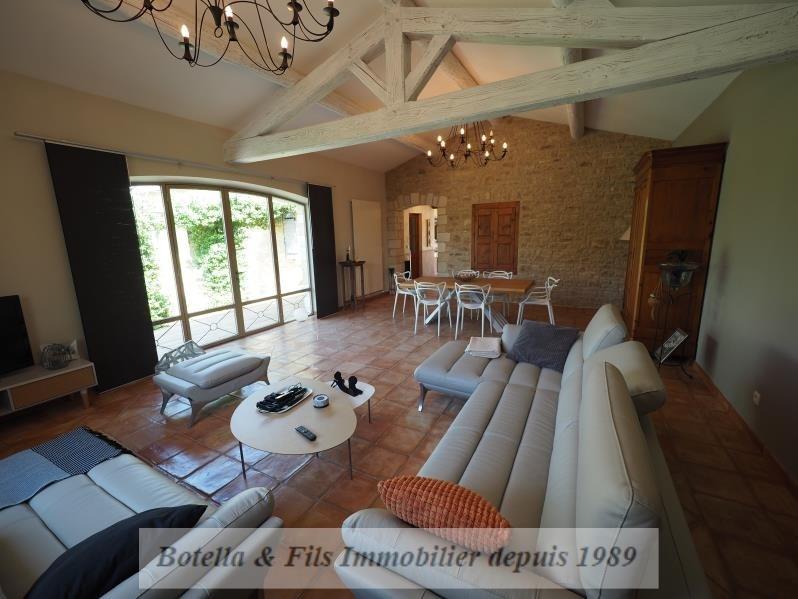 Verkoop van prestige  huis Uzes 890000€ - Foto 3