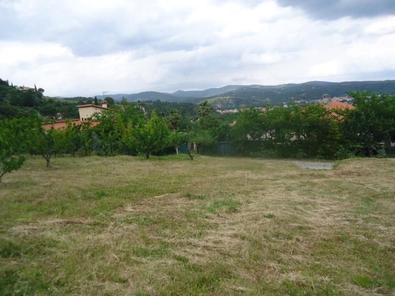 Vente terrain Ceret 177 000€ - Photo 2