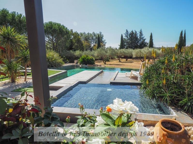 Immobile residenziali di prestigio casa Uzes 1575000€ - Fotografia 11