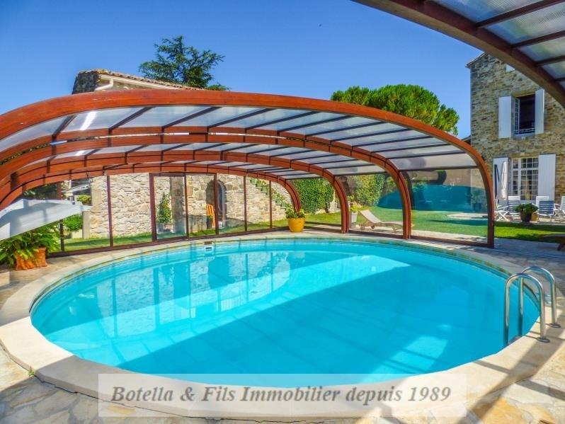 Verkauf von luxusobjekt haus Uzes 685000€ - Fotografie 18