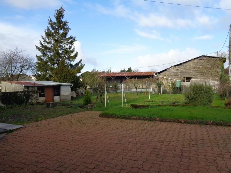 Vente maison / villa Pamproux 69000€ - Photo 2
