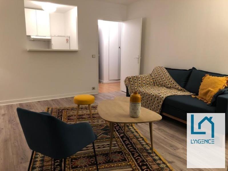 Location appartement Boulogne billancourt 1470€ CC - Photo 2
