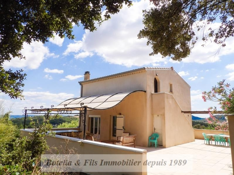 Vente de prestige maison / villa Barjac 624000€ - Photo 3