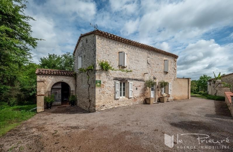 Revenda residencial de prestígio casa Fauch 892000€ - Fotografia 3