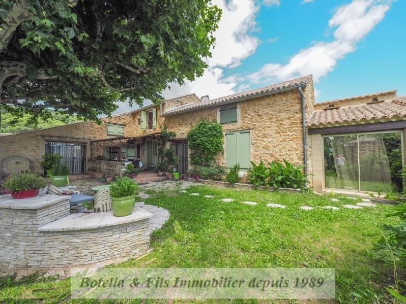 Vente maison / villa Uzes 420000€ - Photo 3