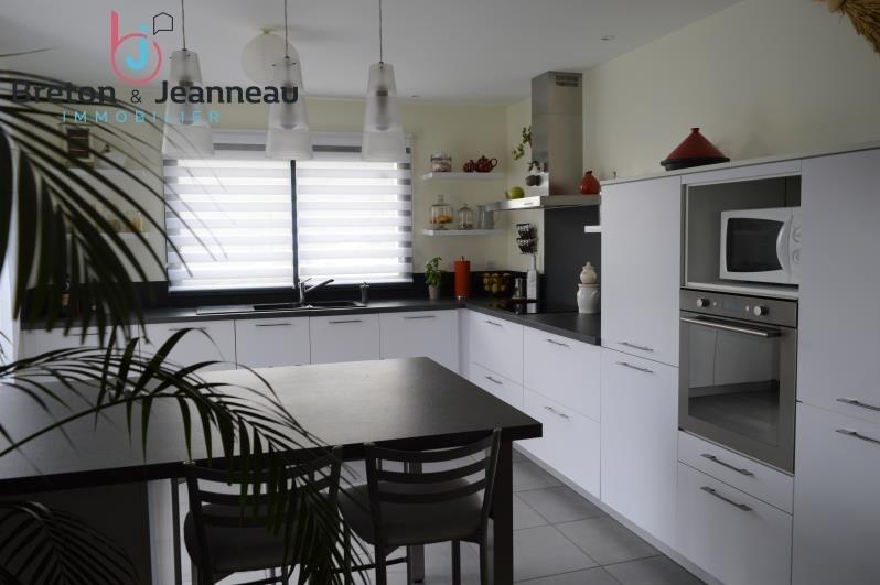 Vente maison / villa Martigne sur mayenne 265200€ - Photo 3
