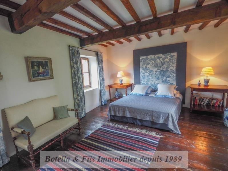 Vente de prestige maison / villa Uzes 995000€ - Photo 9