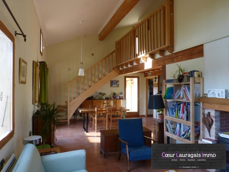 Rental house / villa Caraman 880€ CC - Picture 3