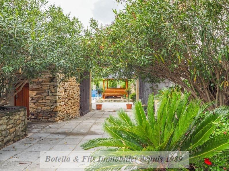 Immobile residenziali di prestigio casa Uzes 1055000€ - Fotografia 17