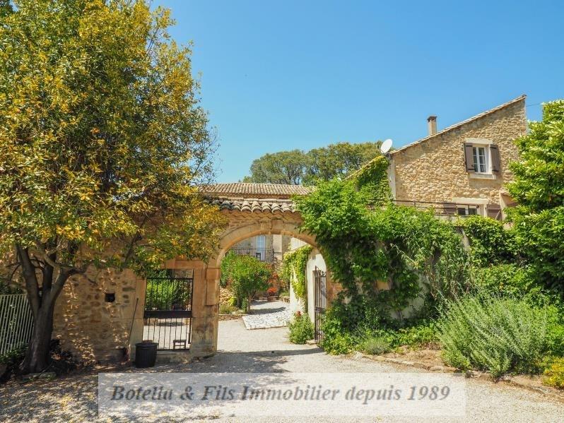 Immobile residenziali di prestigio casa Uzes 1196000€ - Fotografia 3