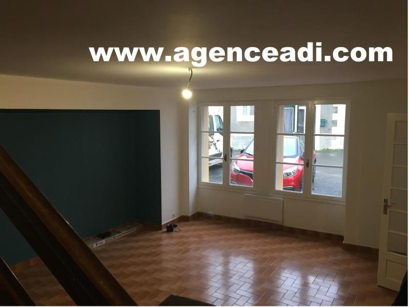 Location maison / villa La mothe st heray 600€ CC - Photo 1