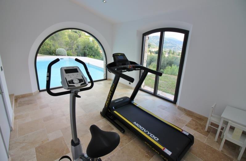 Vente de prestige maison / villa Le tignet 1070000€ - Photo 17