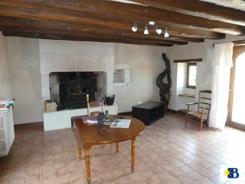 Location maison / villa Dange st romain 630€ CC - Photo 3