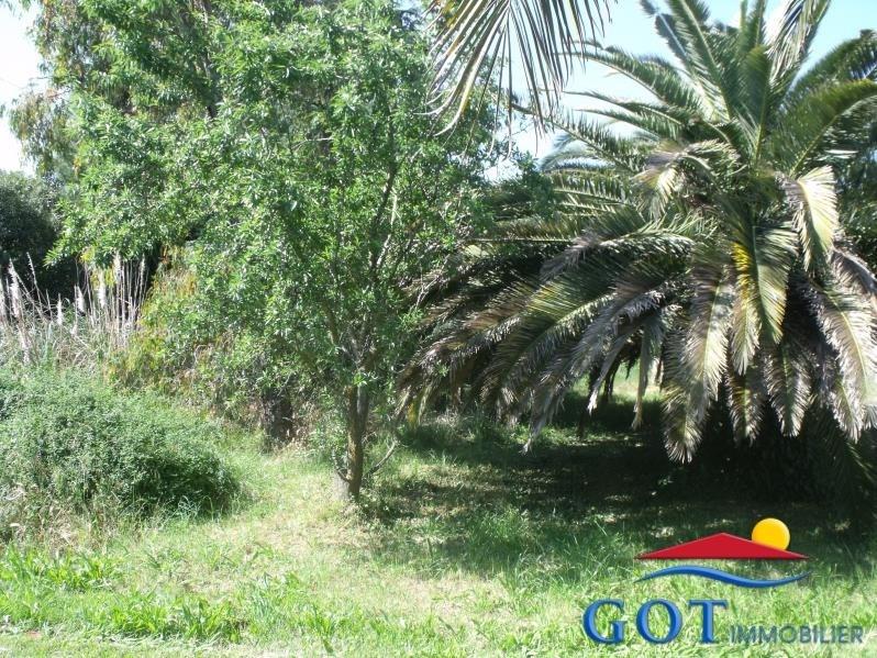 Revenda terreno Villelongue de la salanque 160000€ - Fotografia 3