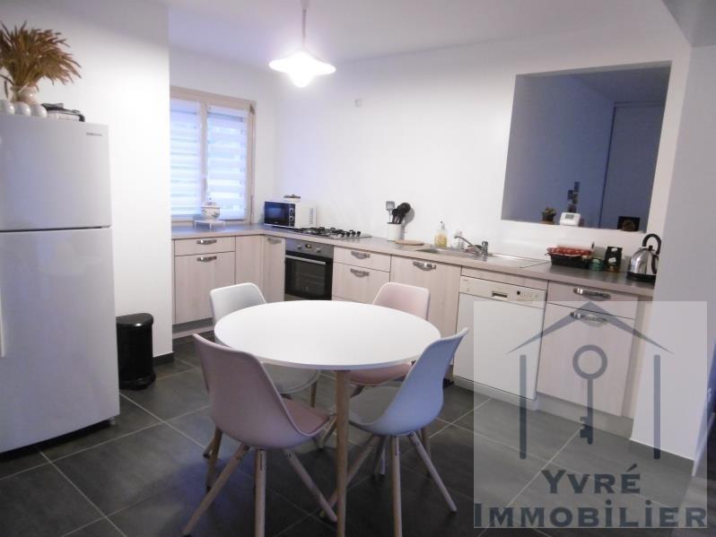 Sale house / villa Yvre l'eveque 156880€ - Picture 3