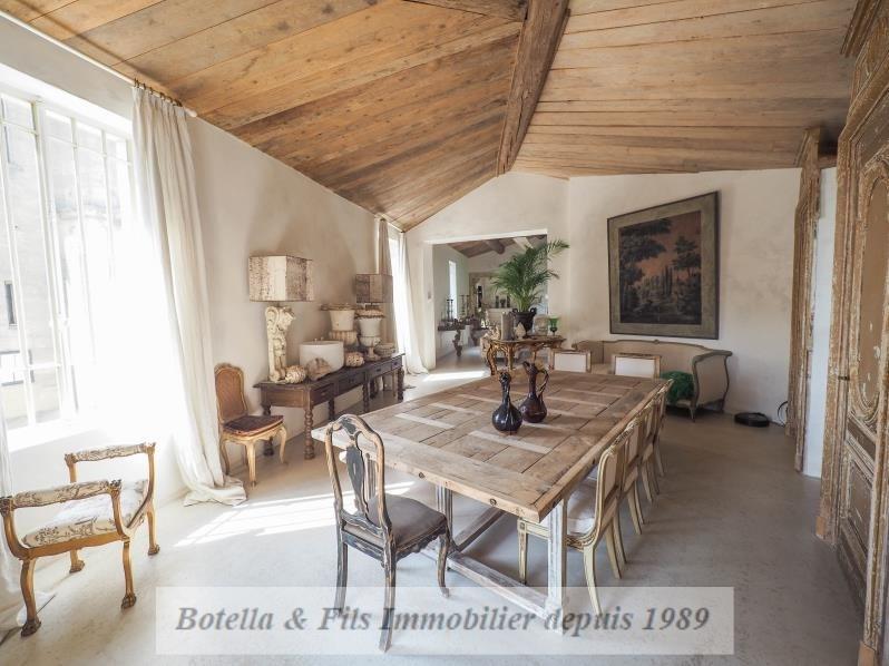Immobile residenziali di prestigio casa Uzes 1580000€ - Fotografia 4