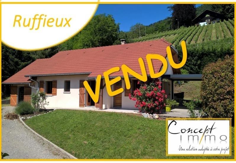 Vente maison / villa Chindrieux 289000€ - Photo 1