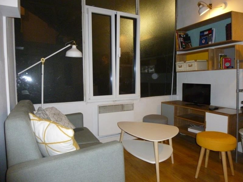 Sale apartment Paris 2ème 220 000€ - Picture 1