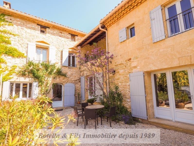 Vente de prestige maison / villa Uzes 895000€ - Photo 3