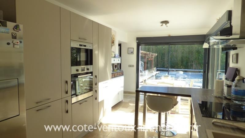 Vente de prestige maison / villa Aubignan 575000€ - Photo 3